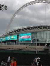 Week 4 hosted the 1st of three International Series games at Wembley Stadium